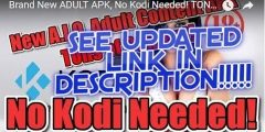 See UPDATED Link In Description!! Brand New ADULT APK, No Kodi Needed! TONS OF CONTENT!