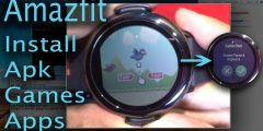Amazfit pace – How to install apk/apps/games on amazfit watch using adb