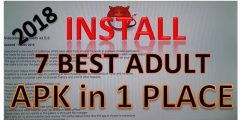 Install 7 Best Adult APK from 1 Place