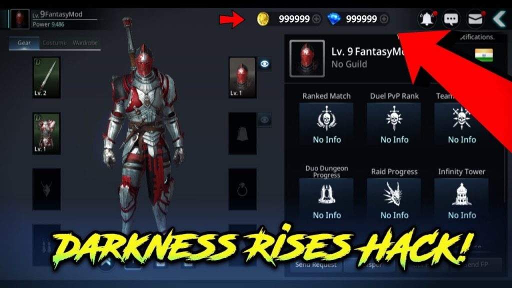 Darkness Rises Mod APK HACK/CHEATS v1.10.1 DOWNLOAD (Unlimited ...