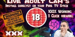 🔥Only 100% Working Live Cam APK🔥 on your fire stick