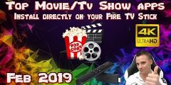 Best Movie/Tv Show Apk's for Feb 2019