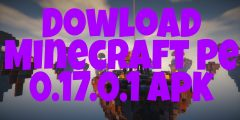 Minecraft Pe 0.17.0.1 Apk Download Link