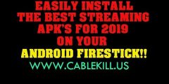 Download The Best APK's for 2019 On Your Firestick