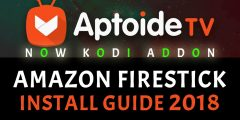 APTOIDE TV STORE: THE ONLY APK YOU NEED FOR THE FIRESTICK & FIRE TV (PLAYSTORE ALTERNATIVE)