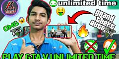 how to play real gta v on android | Gloud mod apk unlimited time | play gta5 unlimited in cloud game