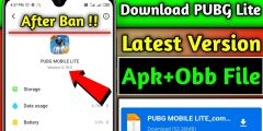 How To Download Pubg Mobile Lite Latest Version Apk+Obb File   Download Apk+Obb File Pubg Lite   