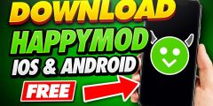 Download HappyMod iOS/Android 🔥 How To Download Happy Mod APK iPhone