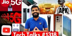 Tech Talks #1318 – PUBG Mobile Beta Apk, Samsung Cheapest 5G, India 5G Issues, X60 Pro, PS5 India