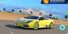 Hajwalh Line – LAMBORGHINI MURCIELAGO drifting – Unlimited Money MOD APK – Android Gameplay #4