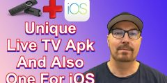 Unique Live TV Apk For Amazon Fire Stick And Android Devices | Also One For iOS!