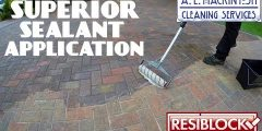 How To Apply Resiblock Superior Sealant – Block Paving