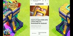 coc th14 mod apk download | unlimited gems, gold | 100% working :) | opxjustice