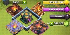 CLASH OF CLANS TH14 MOD APK ( WITH PROOF ) | 100% WORKING | COC TOWN HALL 14 MOD APK