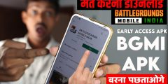How to Download Battlegrounds Mobile India Early Access Apk/App 🔥 BGMI Early Access| BGM Gameplay