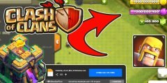 download clash of clans mod apk last version th14 😍 unlimited gold and gems 2021🤑clash of clans hack