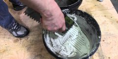 How To Apply Thinset – Tile Installation Video – The Tile Shop