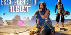 TOP 10 BEST NEW GAMES OF AUGUST 2021 | ANDROID AND IOS GAMES