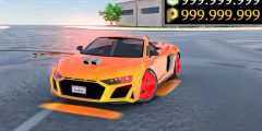 PetrolHead Traffic Quests – AUDI R8 SPYDER driving Unlimited Money Mod APK – Android Gameplay #130