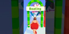 Body Race, Android Games 🎮 Short Android Games, iOS Games | تحدي انقاص الوزن ،العاب كيمنك