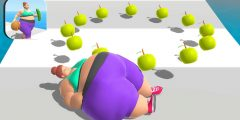 Fat 2 Fit Apk Gameplay 🤦♀️ New iOS Game Walkthrough 🤣 Fat 2 Fit Hack Android Games
