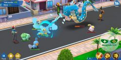 Trainer Carnival (Pokemon) (Android APK) – MMORPG Gameplay