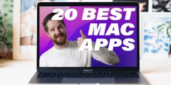 20 Mac Apps I Can't Live Without!