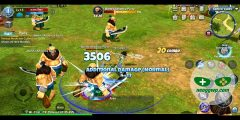 GhostSword (신검전설) (Android iOS APK) – MMORPG Gameplay, Spearman Lv.1-20